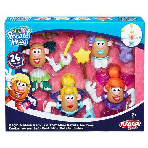 Figura Mashup Playskool - Mr. Potato Head - Fadas - Hasbro
