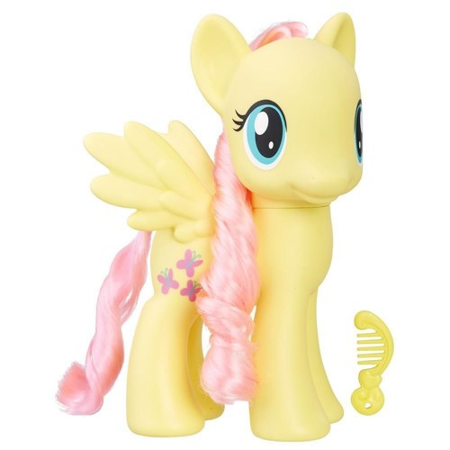 Figura My Little Pony 20 Cm Princesas - Fluttershy