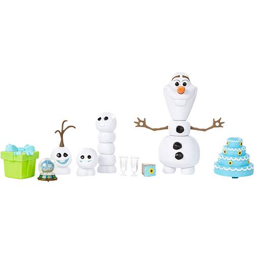 Figura Olaf Frozen Fever - Hasbro