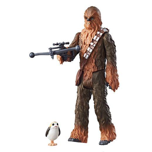 Figura Star Wars Episódio VIII Chewbacca - Hasbro