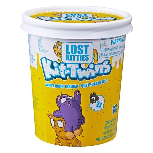 Figura Surpresa Lost Kitties Kit Twins - Hasbro Figura Surpresa Lost Kitties Kit Twins - Hasbro