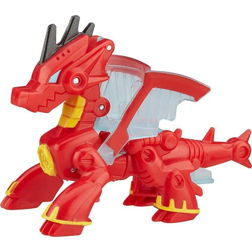 Figura Transformers Rescue Bots - Drake o Robo Dragao