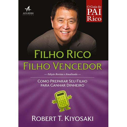 Filho Rico Filho Vencedor - Alta Books