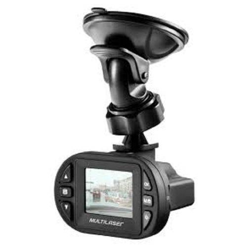 Filmadora HD Automotiva Preta Multilaser