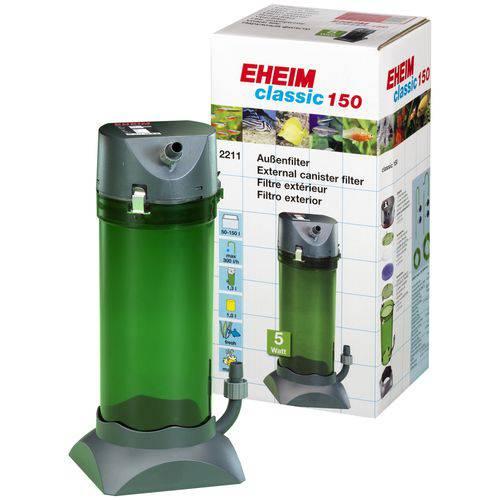 Filtro Canister Eheim Classic 150 2211 300L/H