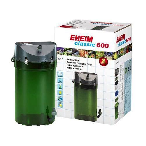 Filtro Canister Eheim Classic 600 2217 para Até 600l 1000l/H 110v