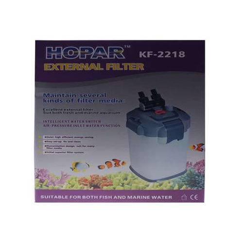 Filtro Canister Hopar KF 2218 1200L/H - 110V
