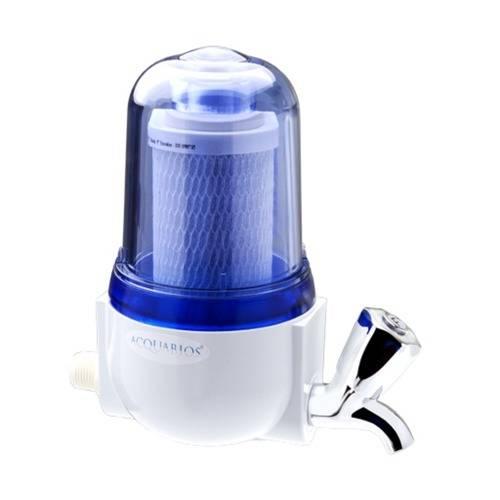 Filtro de Água com Torneira - Acqua 5tr Bl - Acquabios
