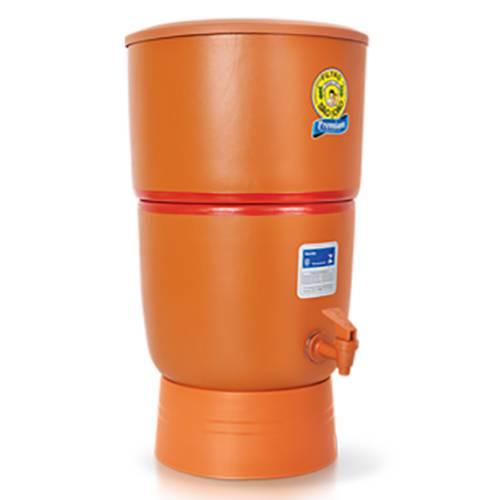 Filtro de Barro para Água Premium 2v 6l