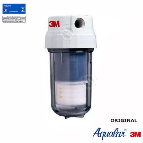 Filtro de Agua Potavel Multiuso Ap200 Transparente Aqualar 3m