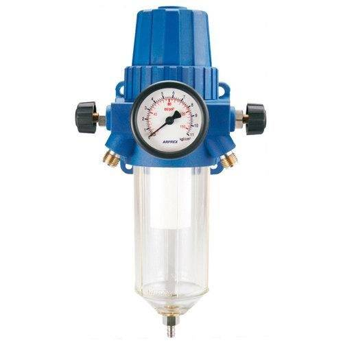 Filtro de Ar Regulador de Pressão com 2 Saídas - Centurium - Arprex