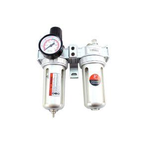 """Filtro e Regulador de Pressão 1/2"""" AFRL801I - Planatc"""