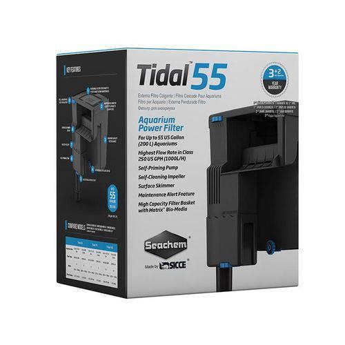 Filtro Externo Seachem Tidal 55 1000l/h 110v