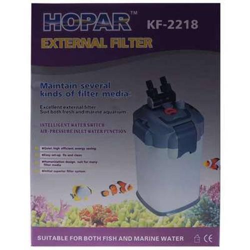 Filtro Hopar Canister Biológico Externo /Hora Kf 2218