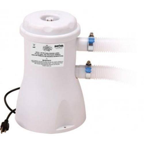Filtro para Piscina Mor Vazão 2200L/h - 220V