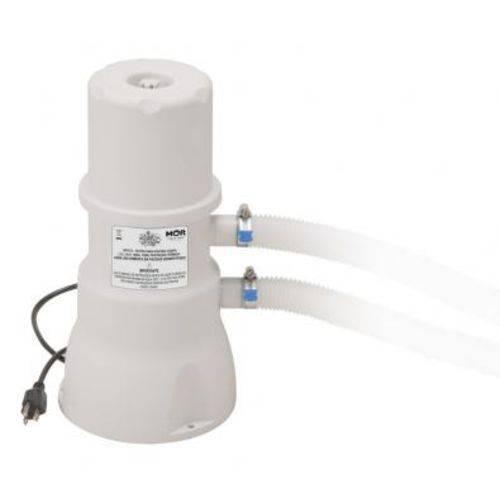 Filtro para Piscina Vazão 3.600l/h - 110v - Mor - 1513