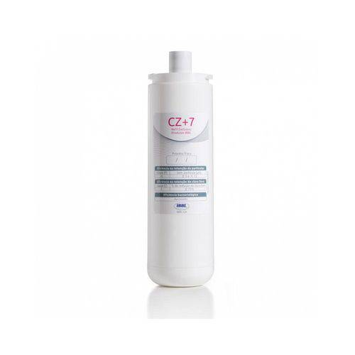 Filtro (Refil) CZ+7 para Purificador de Água IBBL