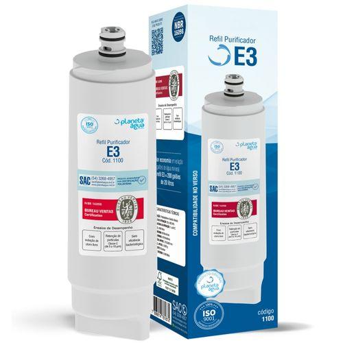 Filtro Refil E3 para Purificador de Água IBBL - C+3