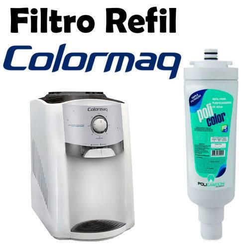 Filtro Refil para Purificador de Água Colormaq