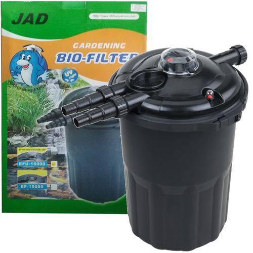Filtro UV Pressurizado JAD EFU-15000L 24W