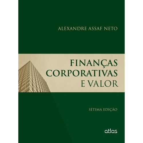 Financas Corporativas e Valor