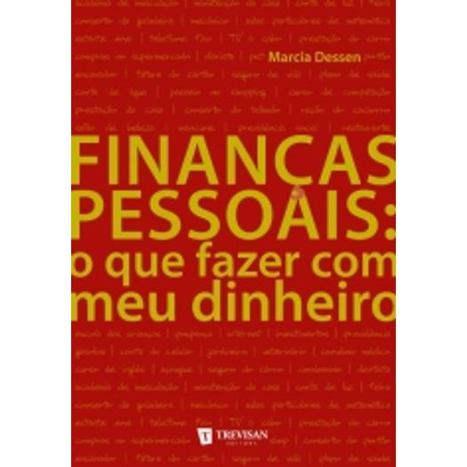 Financas Pessoais - Trevisan