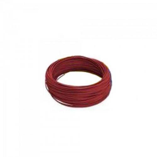 Fio Cabinho 0,32mm Vermelho Multcabo