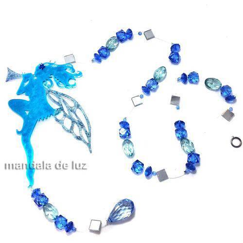 Fio de Luz Fada Azul