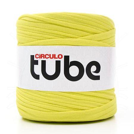 Fio de Malha Tube da Círculo - Tons de Amarelo Claro 01