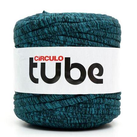 Fio de Malha Tube da Círculo - Tons de Verde Escuro 01