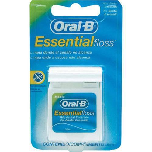 Fio Dent Oral B Essential Menta 50M
