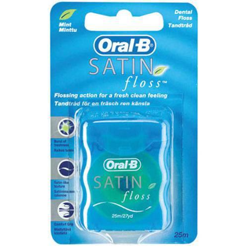 Fio Dental Oral B Menta 25 Metros