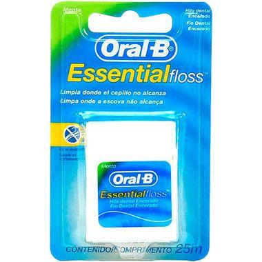 Fio Dental Oral B Menta 25m