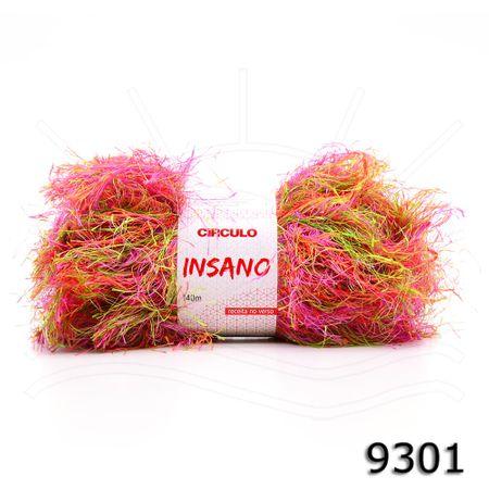 Fio Insano 100g 9301 - Mescla