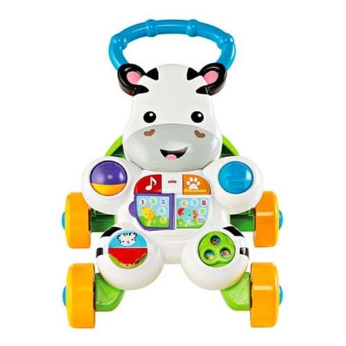 Fisher Price - Apoiador Zebra Dlh48 Mattel