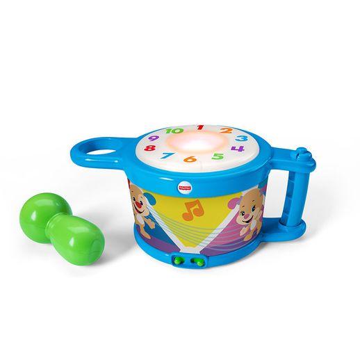 Fisher Price Aprender e Brincar Tamega Bloks - Mattel