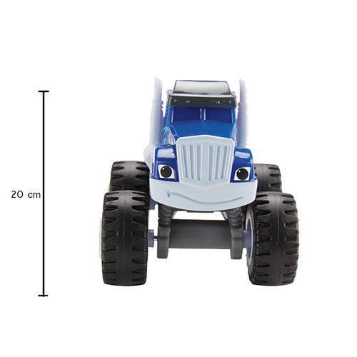 Fisher Price Blaze Monster Machines Veículo Básico Crusher - Mattel