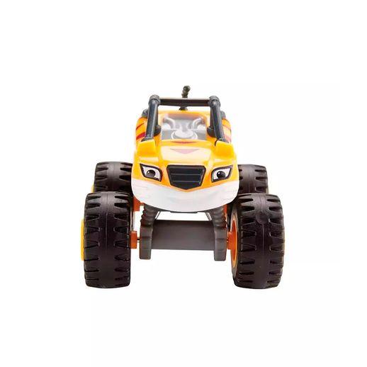Fisher Price Blaze Monster Machines Veículo Básico Stripes - Mattel