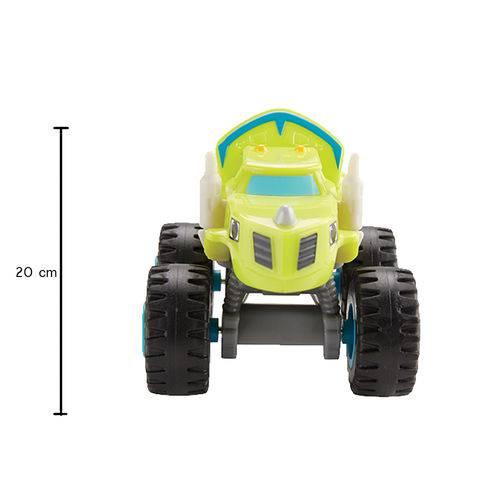Fisher Price Blaze Monster Machines Veículo Básico Zeg - Mattel
