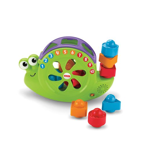 Fisher Price Caracol Animado - Mattel