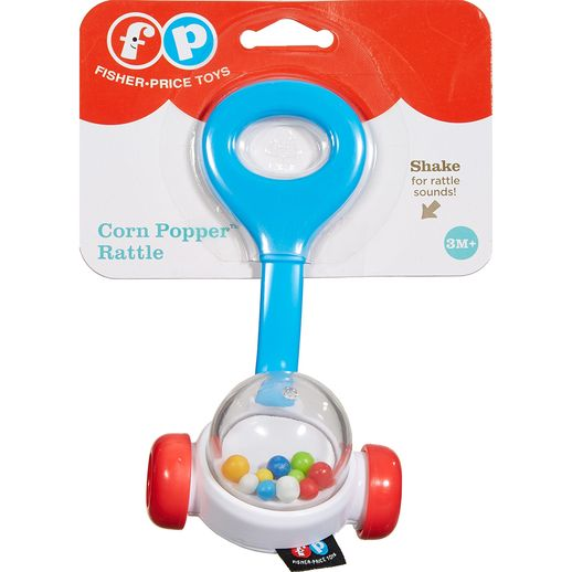 Fisher Price Chocalho Divertido - Mattel