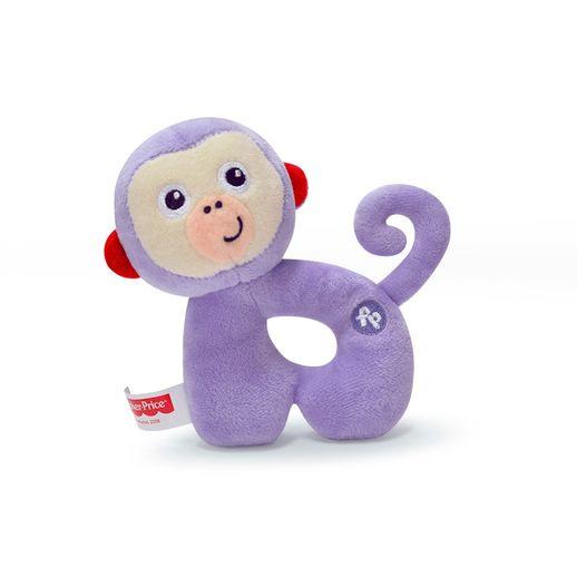 Fisher Price Meu Primeiro Chocalho Macaco - Fun Divirta-se