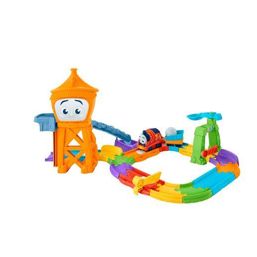 Fisher-Price Meu Primeiro Thomas e Amigos Aventura na Montanha - Mattel