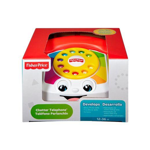Fisher Price Novo Telefone Feliz - Mattel