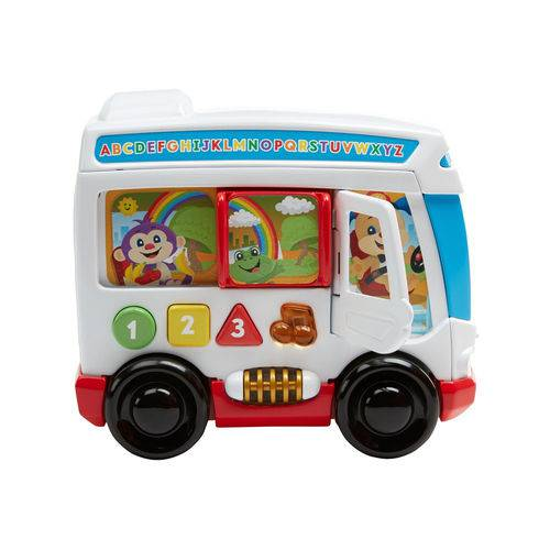 Fisher Price Ônibus do Cachorrinho - Mattel