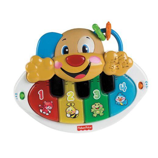 Fisher-Price Piano do Cachorrinho Aprender e Brincar - Mattel