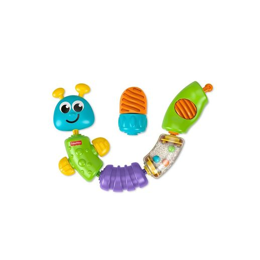 Fisher Price Snap Lock Catterpillar - Mattel