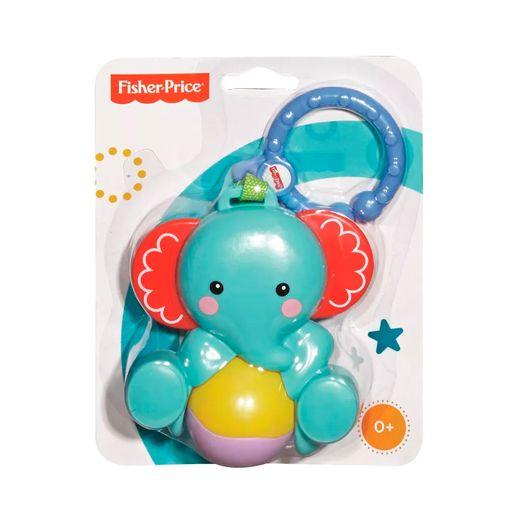 Fisher Price Sono Divertido Elefante - Mattel