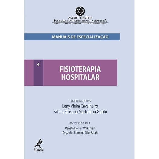 Fisioterapia Hospitalar 4 - Manole