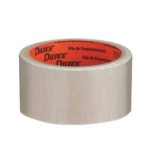 Fita Adesiva 45mm X 100m Transparente Durex 4802 3m